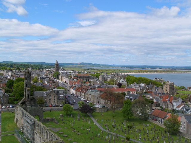 About St Andrews